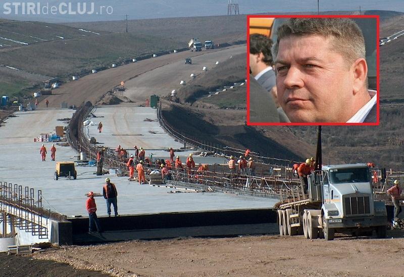 Umbrărescu, sponsorul lui Victor Ponta, a câştigat licitaţia pentru continuarea Autostrăzii Transilvania