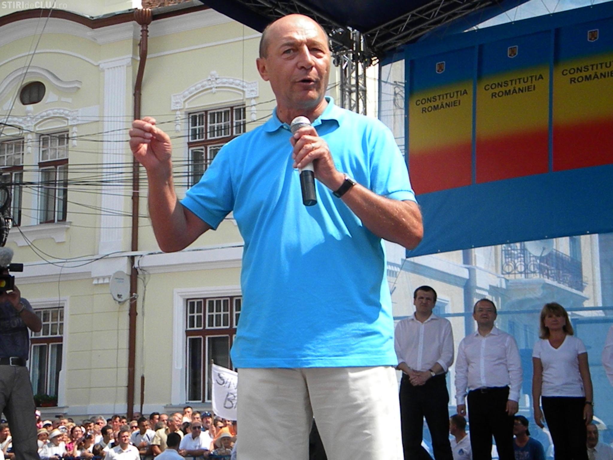 Traian Băsescu a fost interceptat în dosarul lui Blejnar. VEZI stenogramele