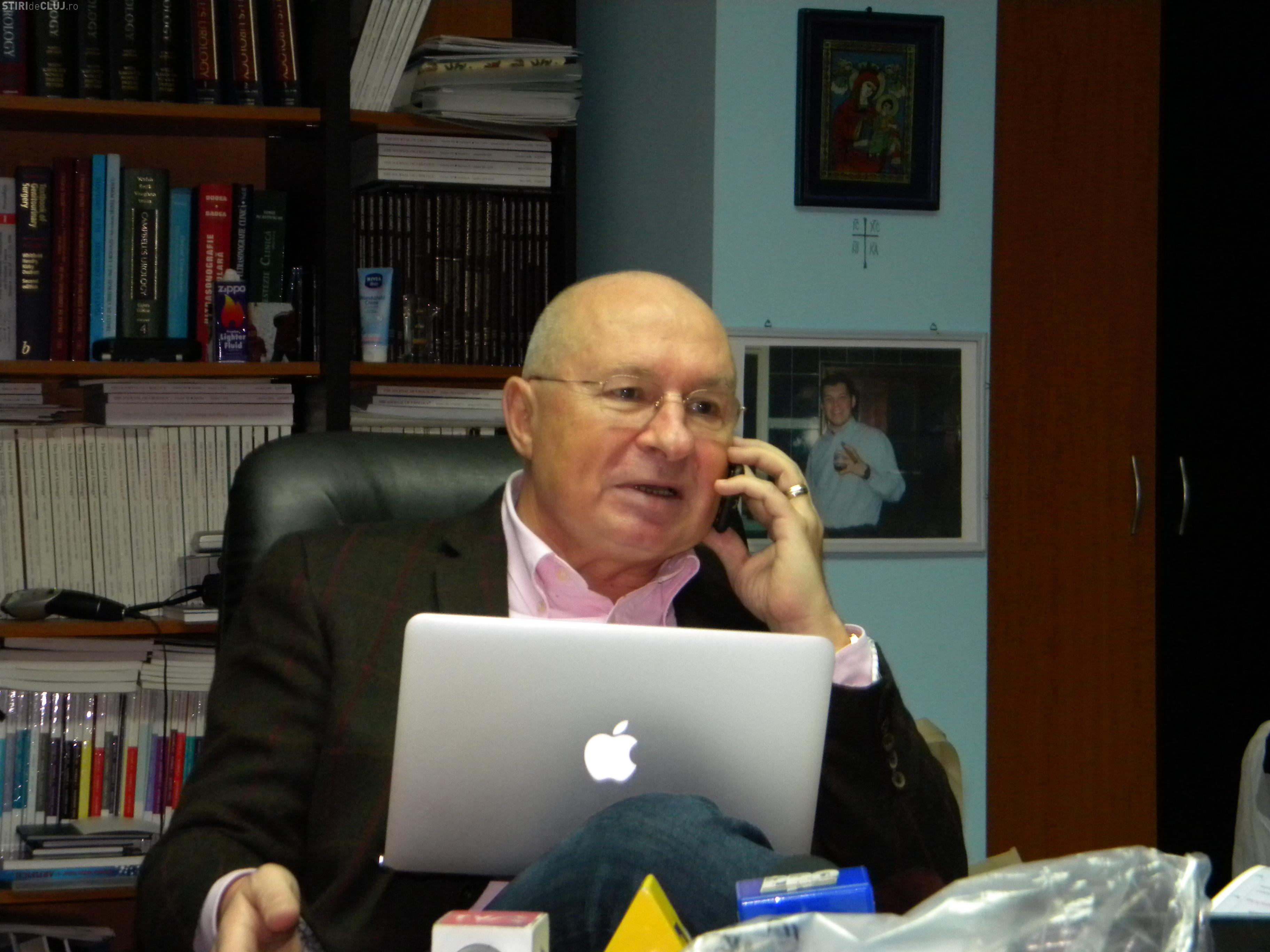 Venit anual URIAȘ al profesorului Mihai Lucan - Declarație de AVERE