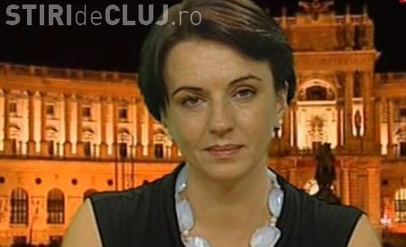 Balerina Simona Noja, ambasador al Clujului pentru Capitala Culturală