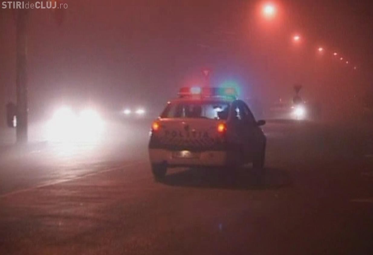 Cod Galben de ceață în Cluj: Autostrada Transilvania și drumurile naționale, afectate