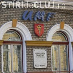 Admitere UMF Cluj: Cea mai mare concurenta, de 4,6 candidati pe loc, este la specializarea Moase si Asistenti Medicali