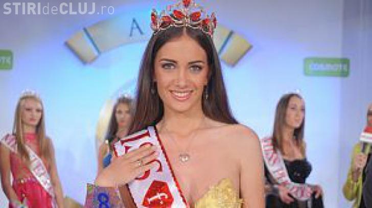 Ea e MISS România 2012. Maria Iacob are 17 ani și este din Constanţa