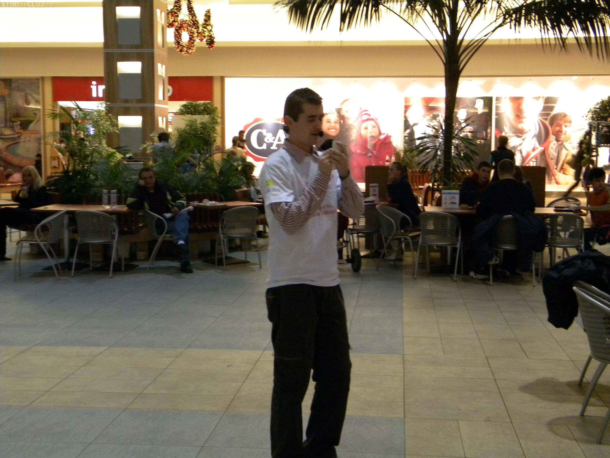 """Cristian Gog organizează și în acest an campania caritabilă """"Nepoți de Crăciun"""""""