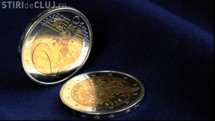 schimb valutar leu euro