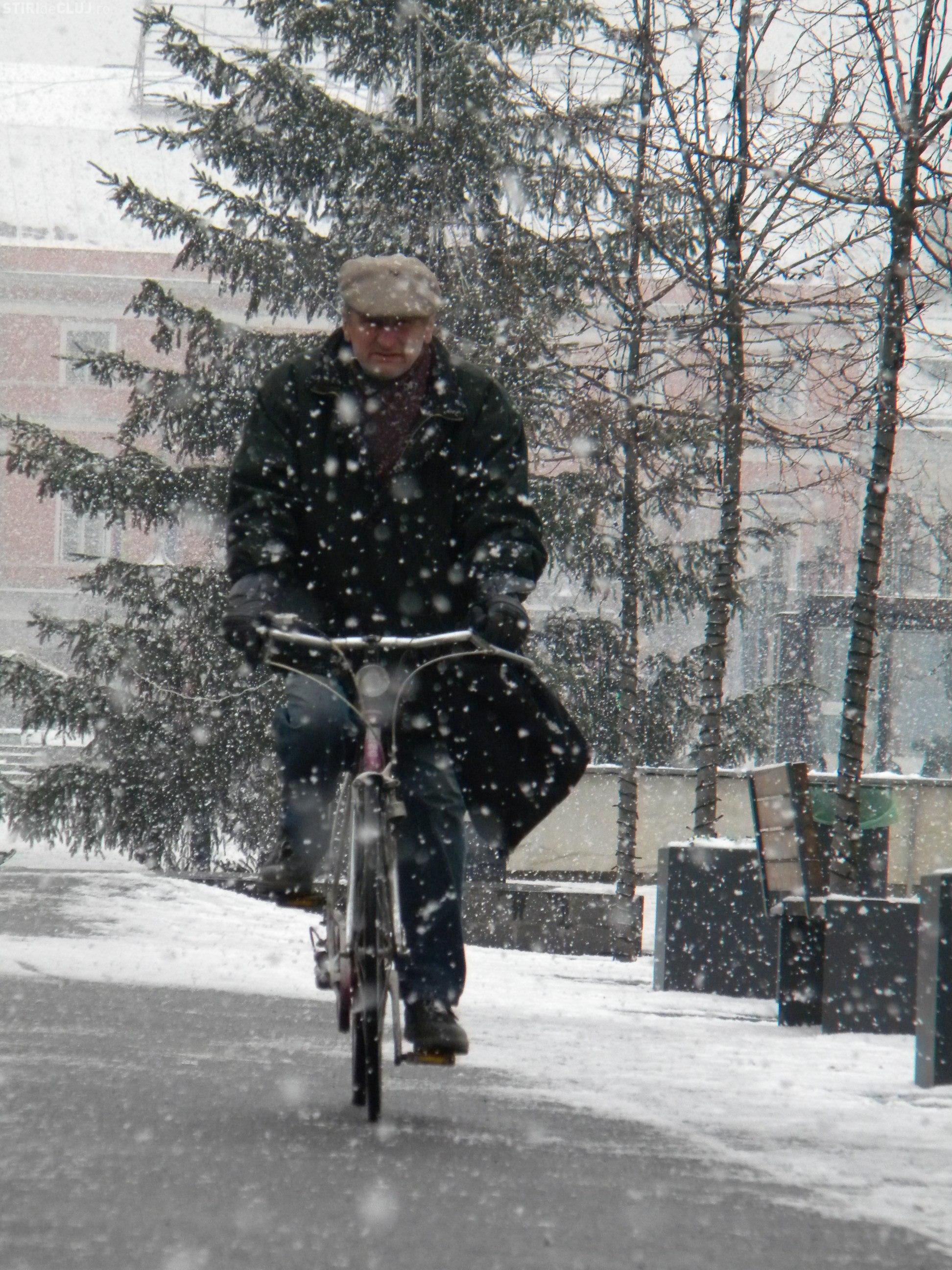PROGNOZA METEO pe două săptămâni! Când va ninge în Transilvania