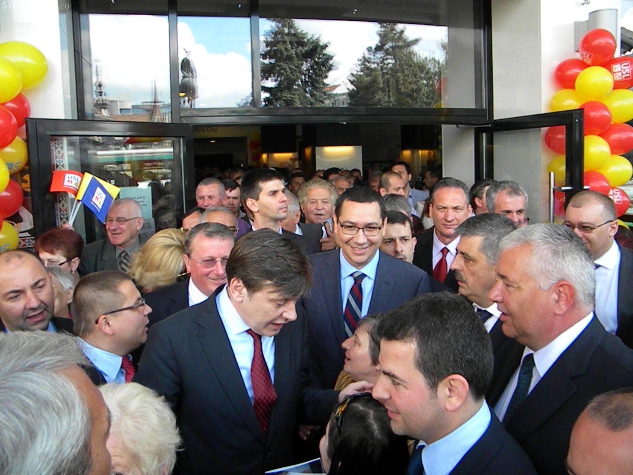 Ceartă în PSD-PNL. Numirea guvernului s-a blocat