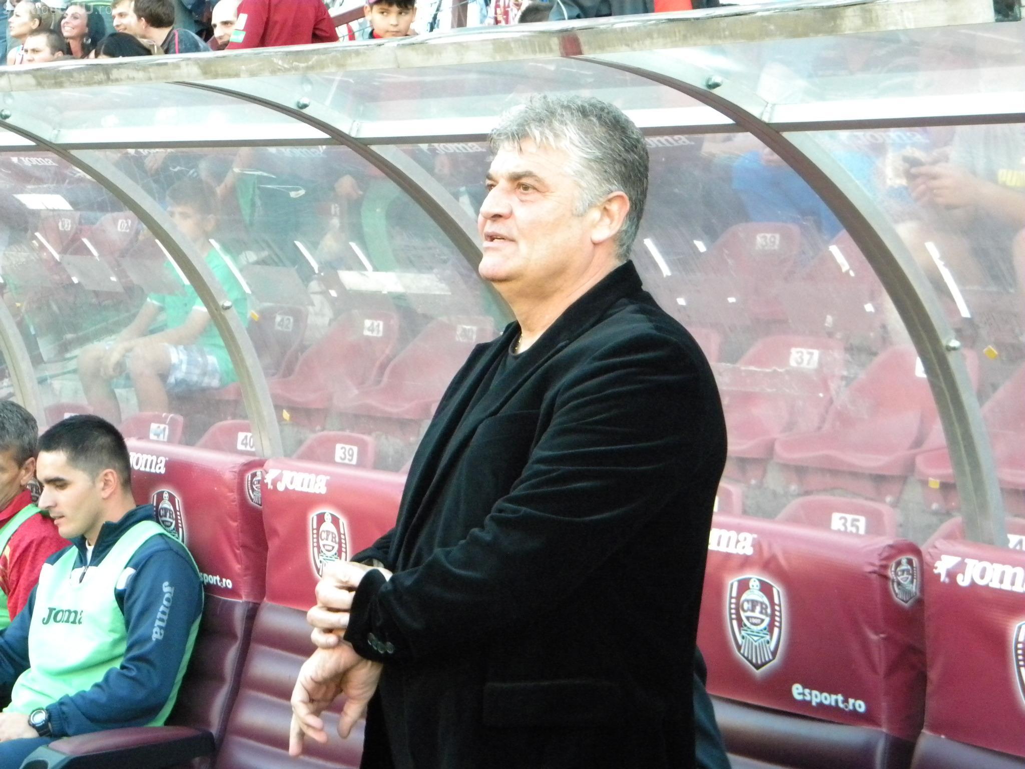 """Ioan Andone a dezvăluit MAFIA de la CFR Cluj, care l-a """"lucrat"""""""