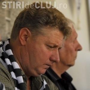 Mărginean: Echipa U Cluj poate fi salvată numai prin INSOLVENȚĂ. Astfel va ajunge ca și Poli Timișoara și Universitatea Craiova