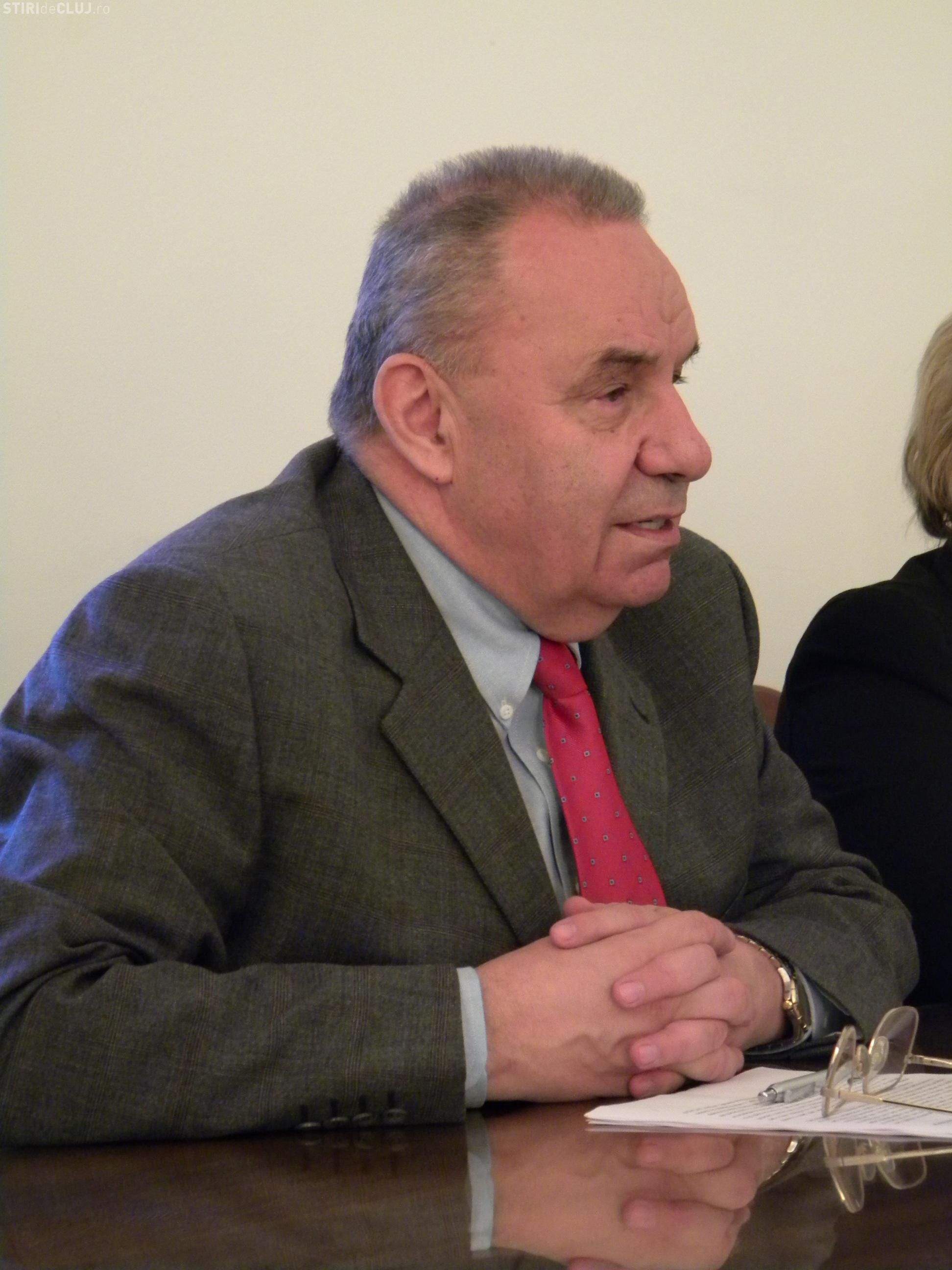 Marga se dezice de nepoata lui: Nu am angajat-o la ICR sau la UBB Cluj