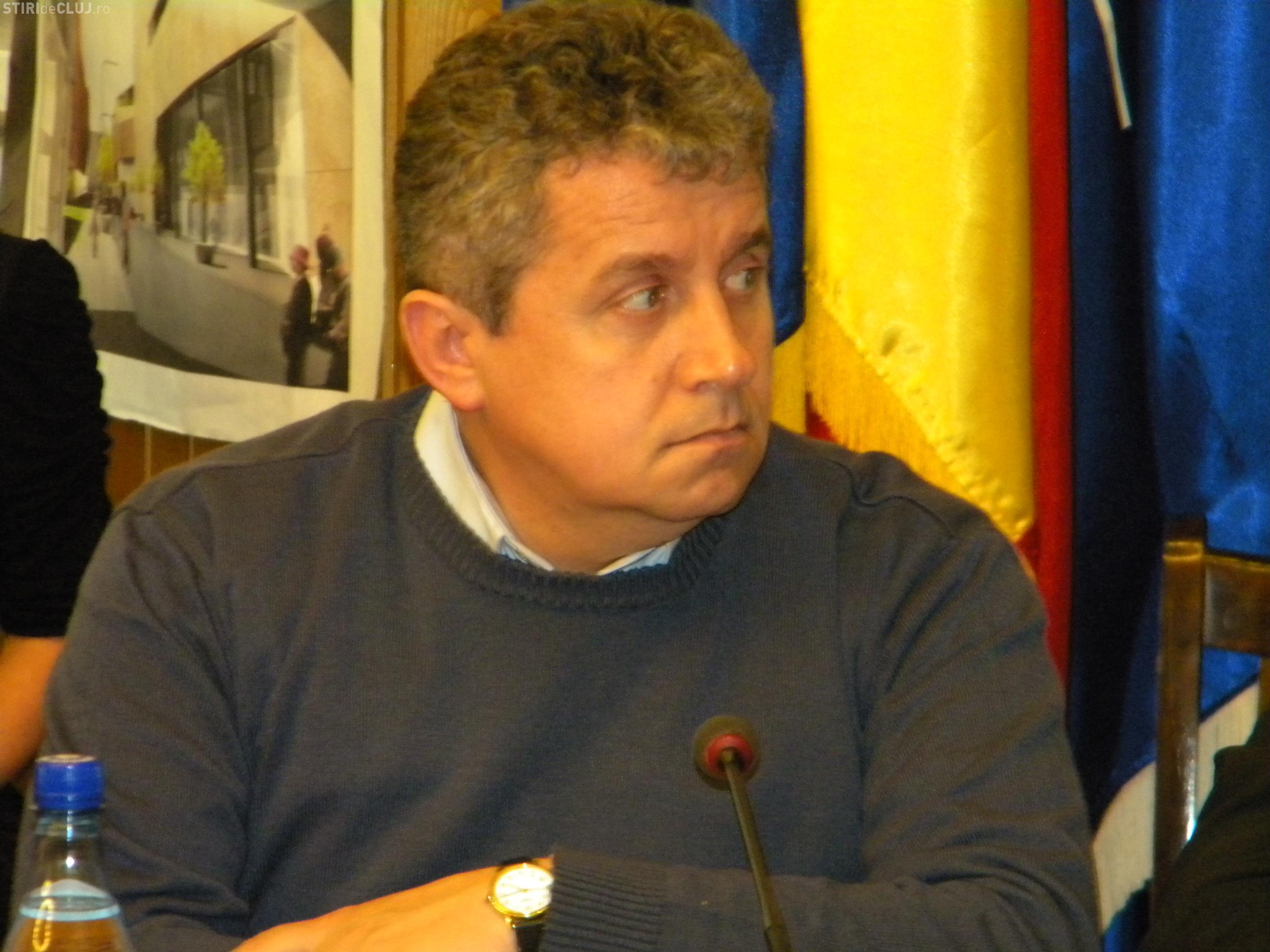 Daniel Buda acuză aleșii USL Cluj că ignoră nevoile orașului: Autostrada Transilvania, Spitalul Regional de Urgenţă, Cultural Transilvania