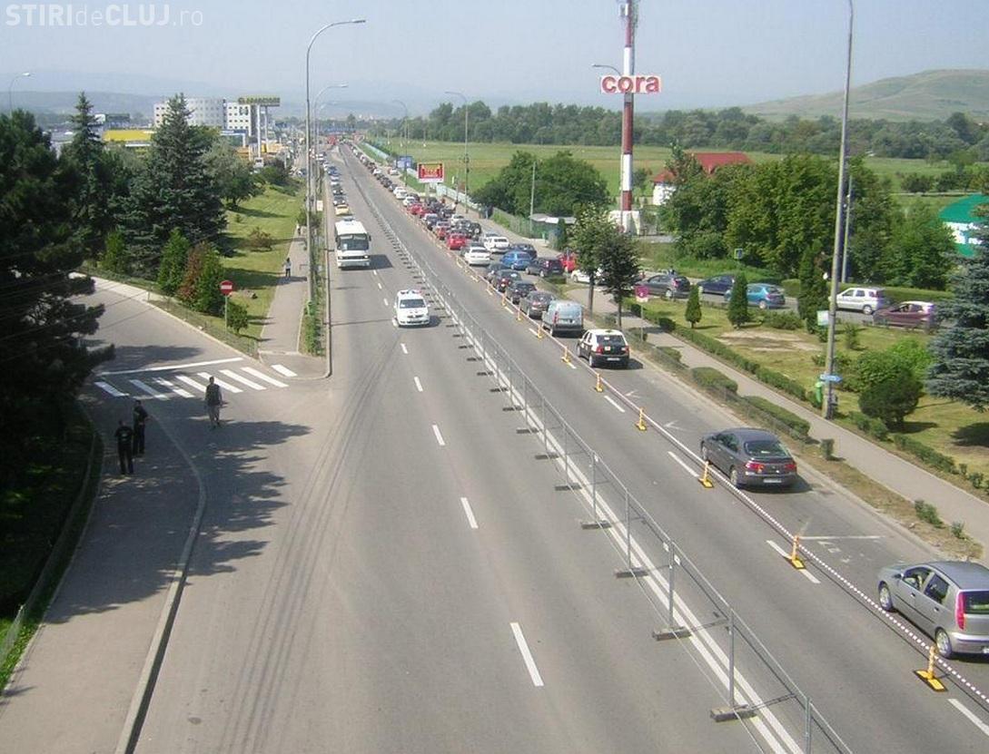 Pentru că nu s-a terminat Autostrada Transilvania, Guvernul are bani pentru repararea DN 1 Cluj - Oradea