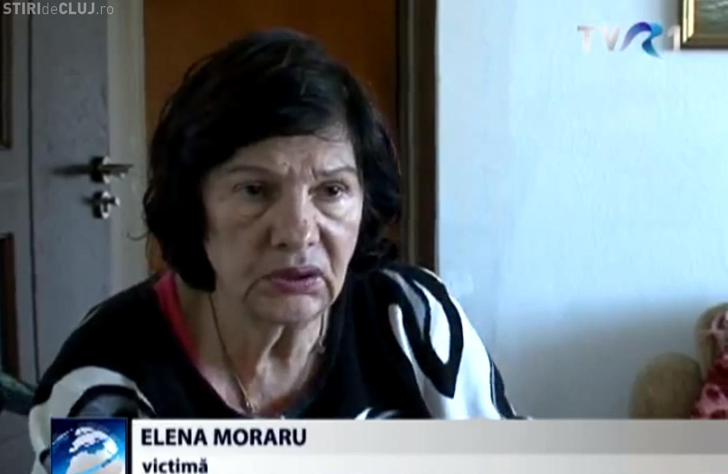 Doi bătrâni, de 70 și 78 de ani, RUPȚI în bătaie în Gara Cluj de un agent de pază - VIDEO