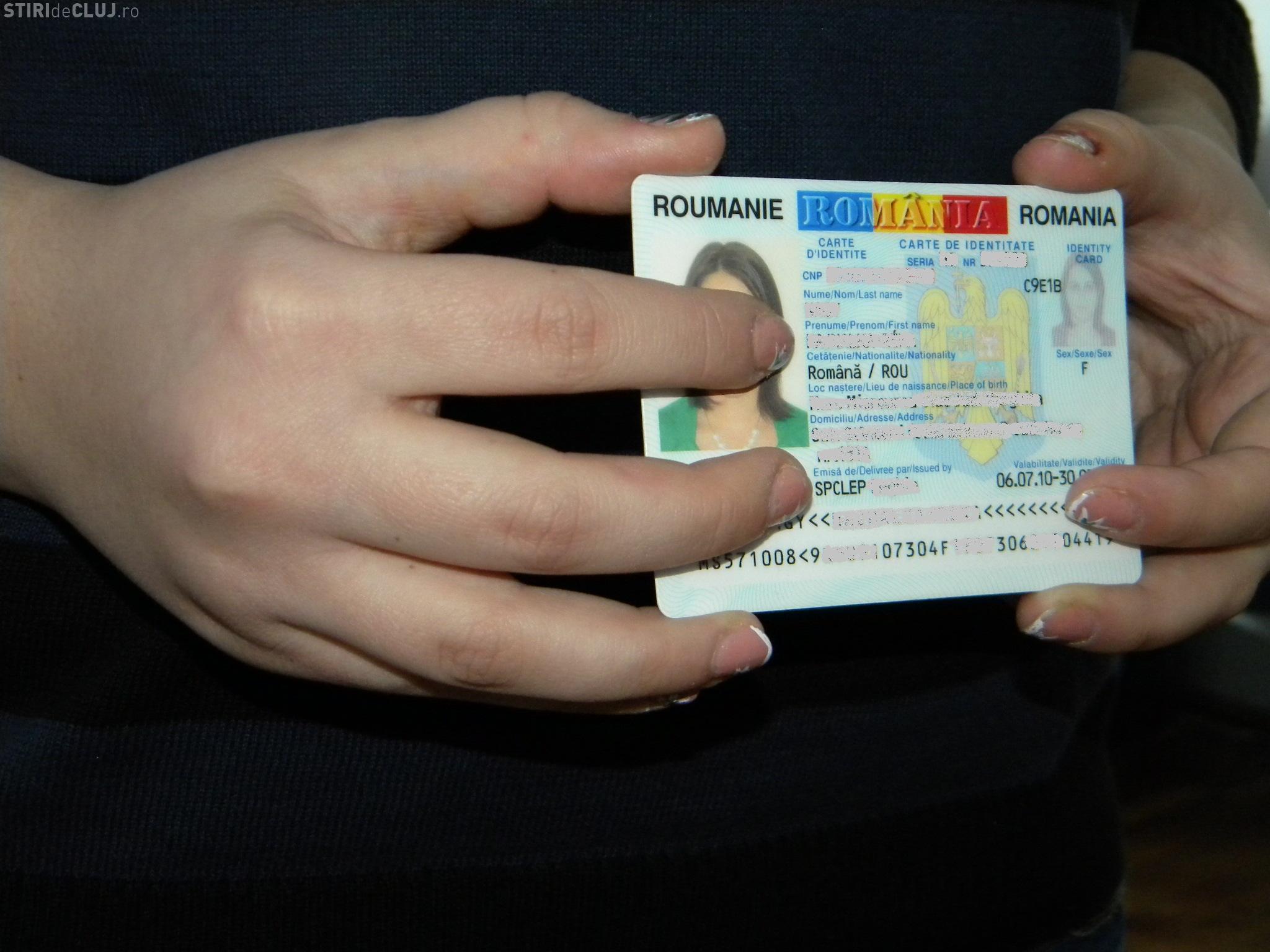 Stația mobilă merge la Cămărașu pentru a le face oamnilor cărți de identitate