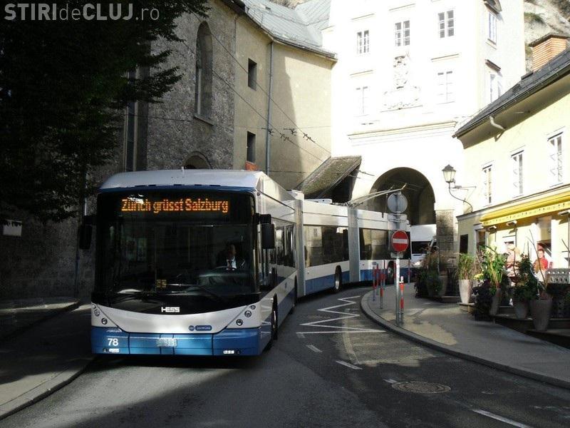 O Asociație cere Primăriei Cluj-Napoca să nu cumpere autobuze electrice: sunt grele, zgomotoase și LENTE