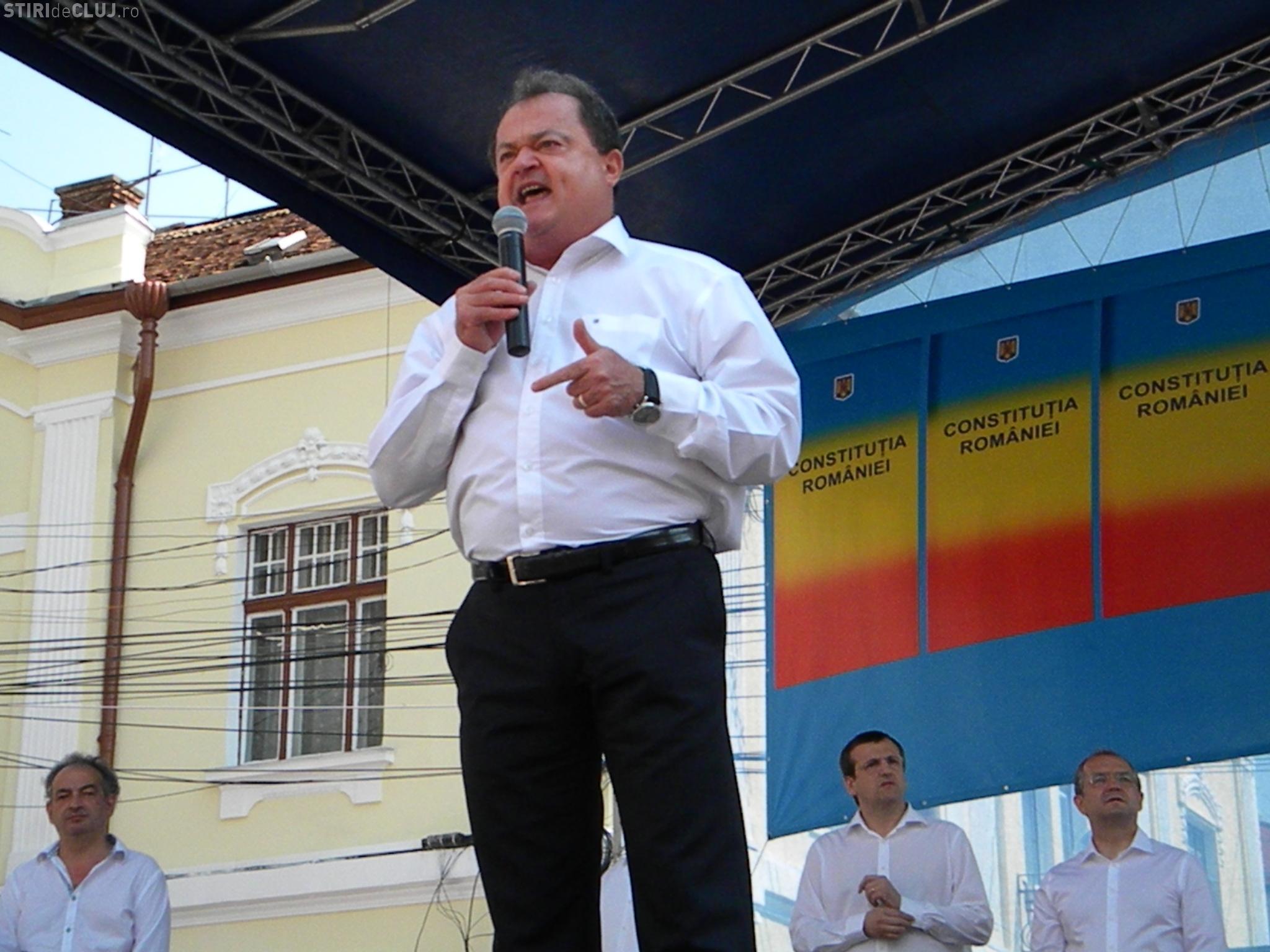 ALEGERI PDL: Blaga este noul președinte al PDL