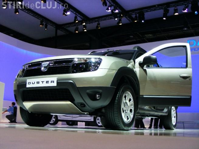 Dacia Duster în top 10 cele mai vândute SUV-uri din lume. Vezi pe ce loc se află