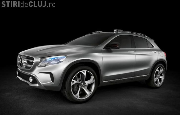 Cum arată noul concept Mercedes-Benz - Galerie FOTO