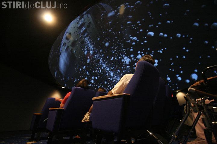 Planetariu la Muzeul Etnografic din Cluj. Telescoape vor fi montate și în Piața Unirii