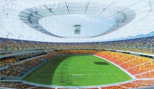 Dinamo - U Cluj se joacă pe Național Arena! Câte bilete s-au vândut și cât costă