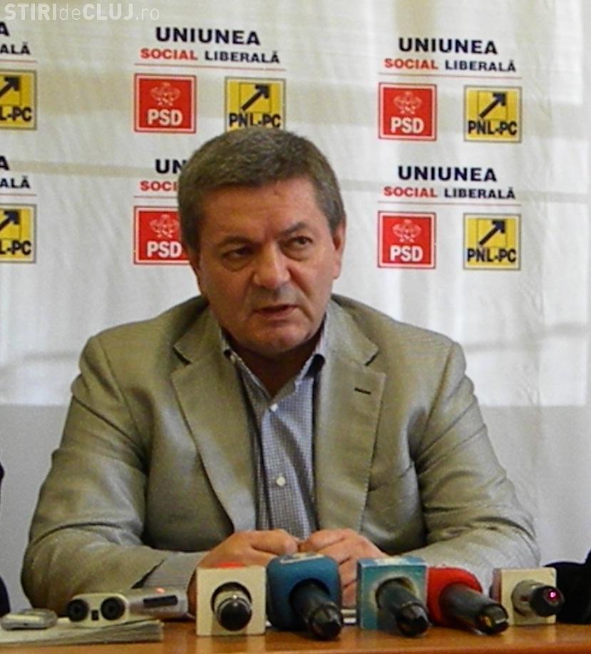 Ioan Rus, ales șef al PSD pe Transilvania