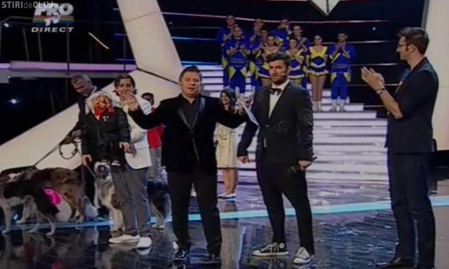 Bruno Icobeț a câștigat Românii au talent 2013