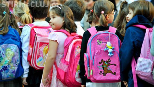 Două școli din Cluj, în top 50 cele mai căutate unități de învățământ din țară la clasa pregătitoare
