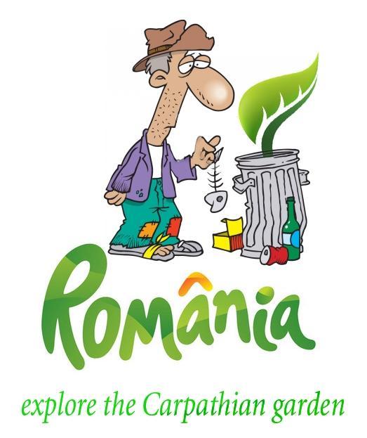 frunza din logo ul de tara parodiata pe internet de la