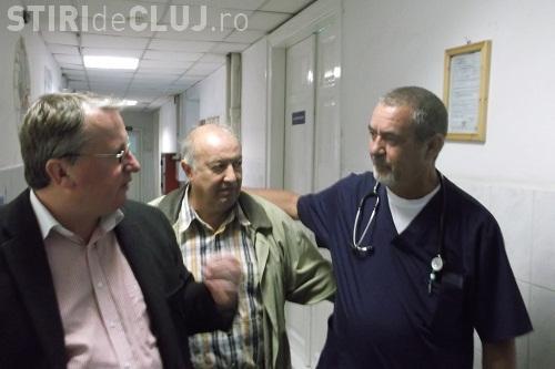 Tinerii PSD Cluj au făcut o donație Spitalului Clinic de Urgență pentru Copii