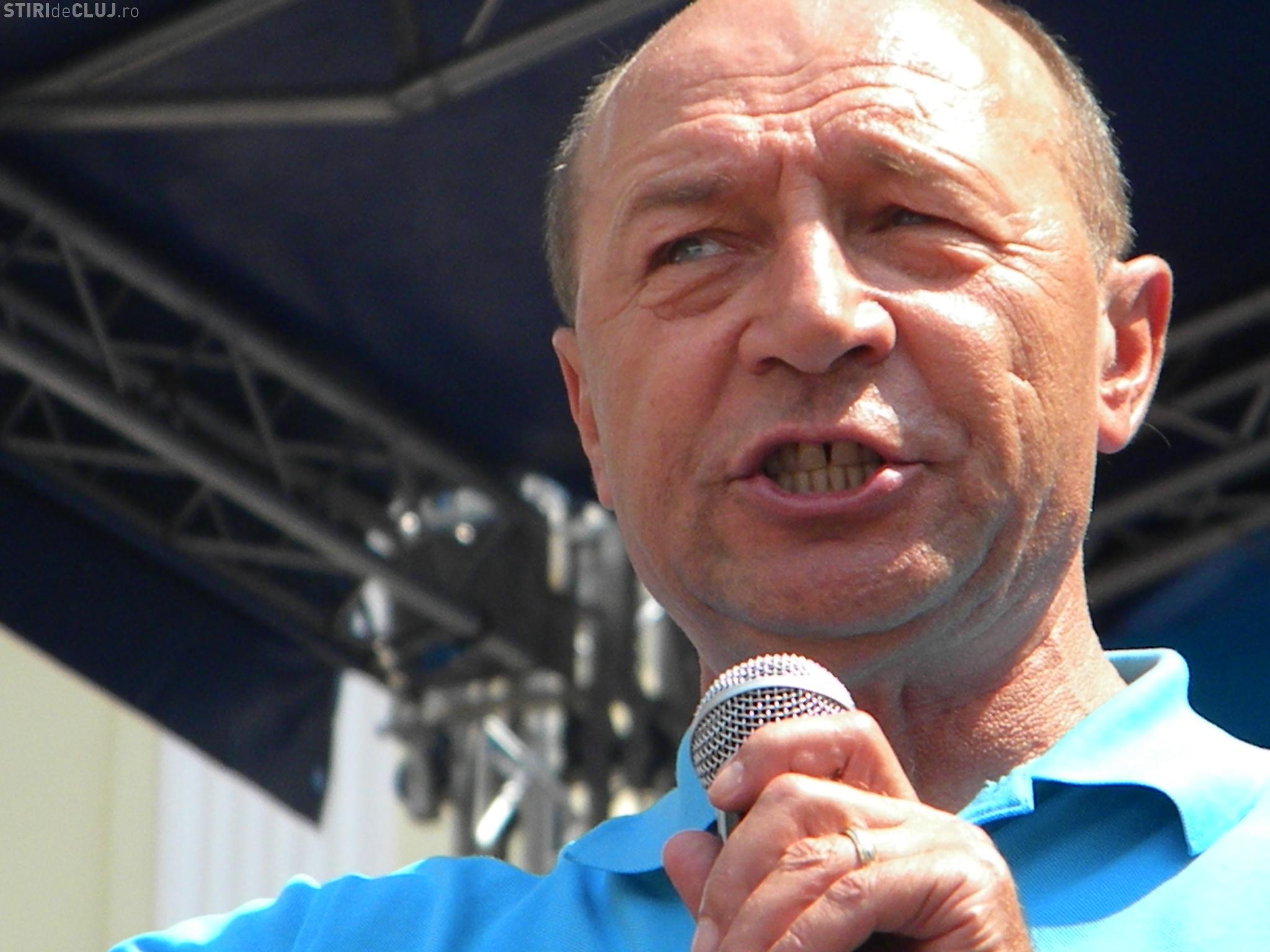 TRAIAN BĂSESCU, despre Facebook la ICEE FEST: Internetul trebuie lăsat liber