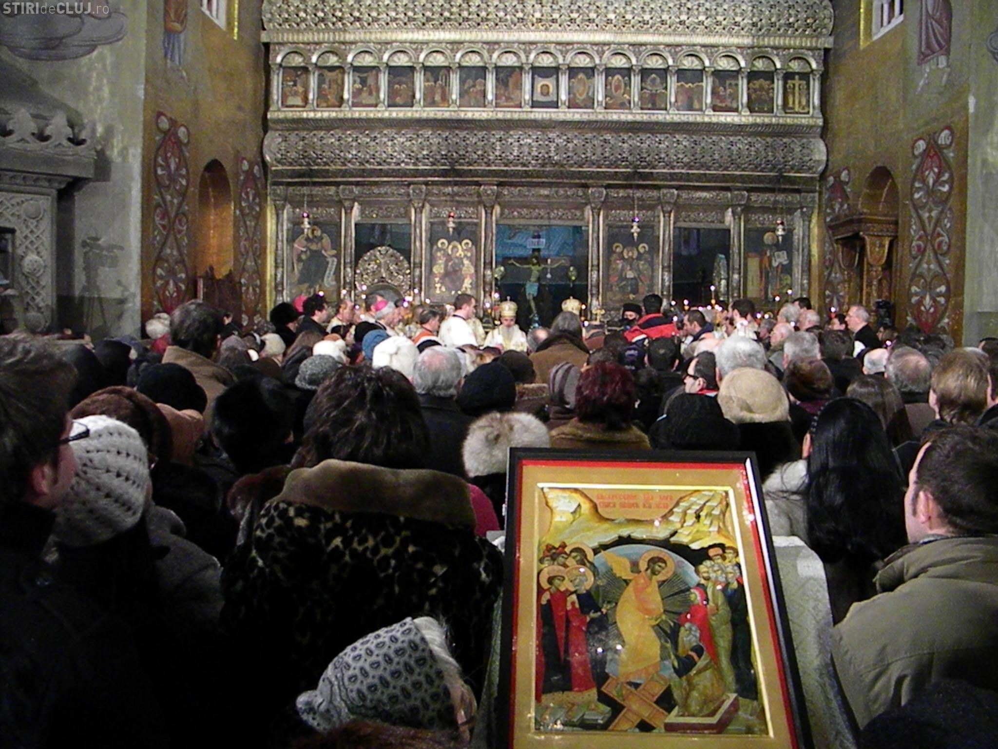 Primăria Cluj-Napoca alocă 900.000 de lei bisericilor din oraș