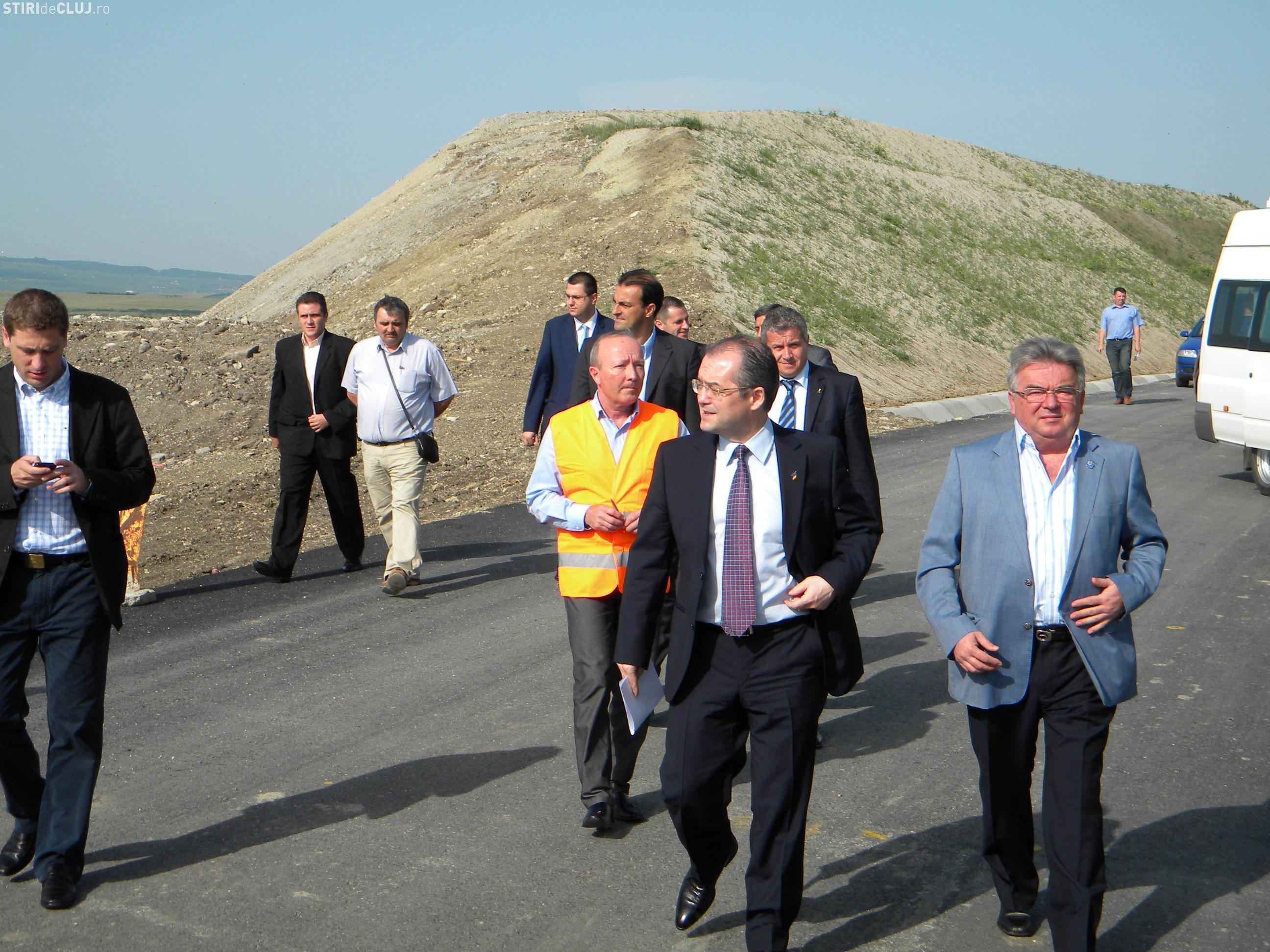 Boc îl avertizează pe Șova: Nu începeți și autostrada Târgu Mureș - Iași. Avem unde investi banii - VIDEO