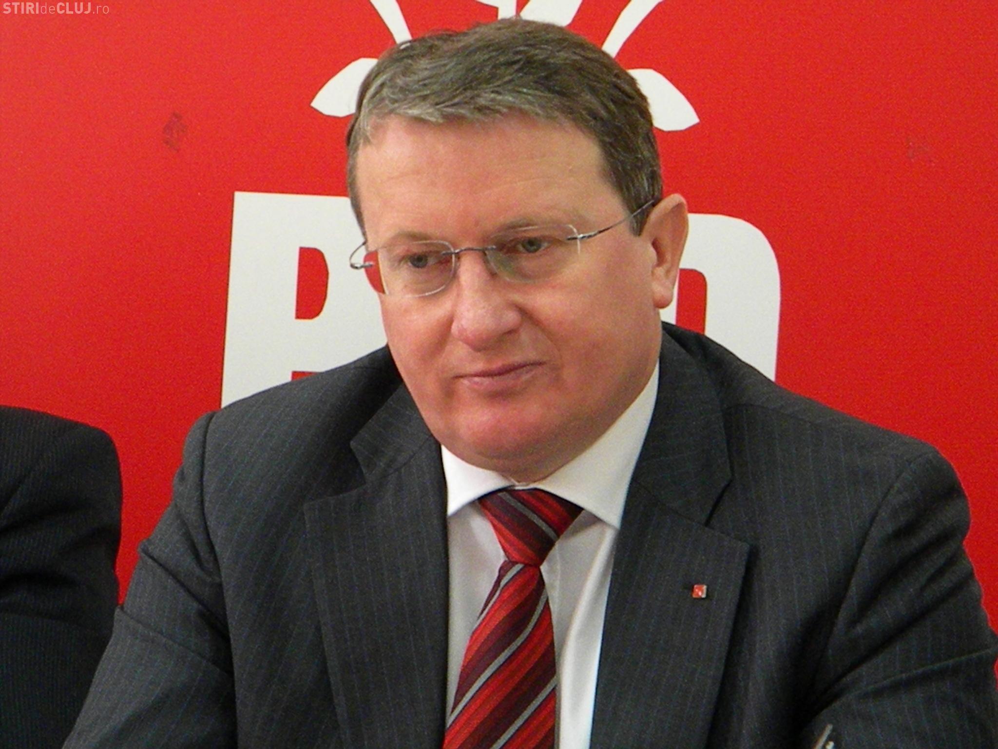 """Remus Lăpușan îi acuză pe """"învățăceii lui Boc"""" că fac demagogie în cazul Autostrăzii Transilvania"""