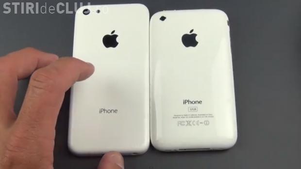 Clipul detaliat cu designul noului iPhone low-cost a apărut pe internet VIDEO