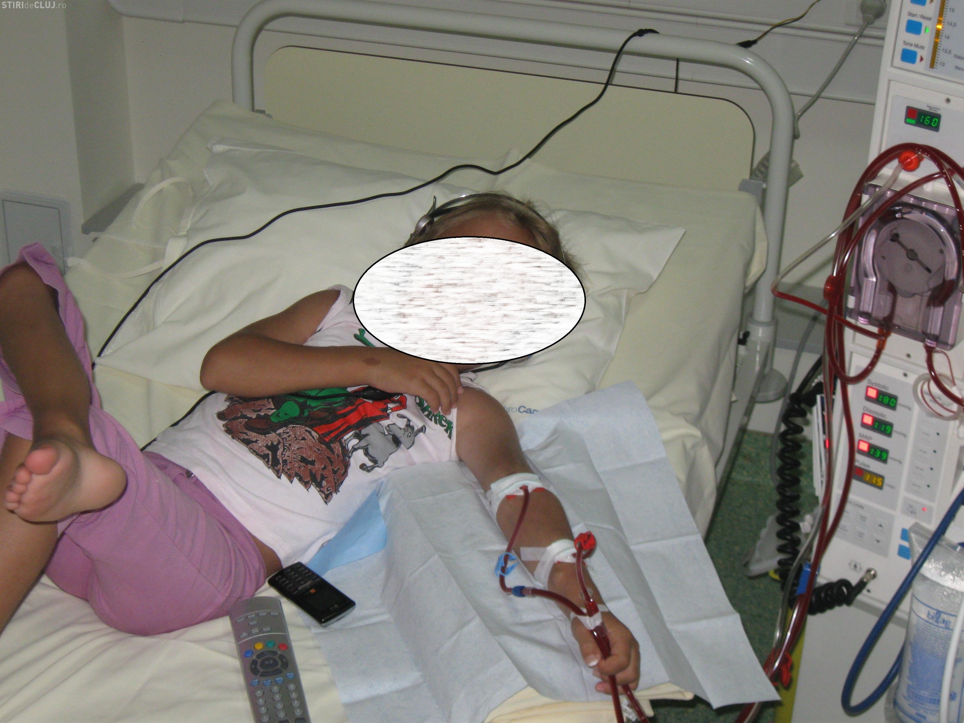 """Mancarea de la Marty Restaurants """"leac alinător""""pentru  suferinţa copiilor dependenţi de dializă (P)"""