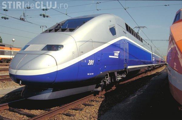 Spaniolii vor să investească la Cluj într-un tren metropolitan între Cluj-Napoca și Dej