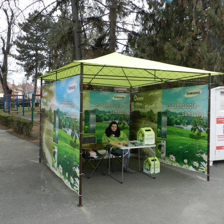 Acțiune de colectare a deșeurilor electronice la Cluj în weekend