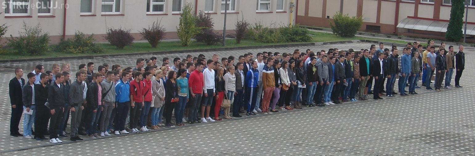 ADMITERE 2013 la Școala de Poliție Cluj. Un clujean a intrat primul