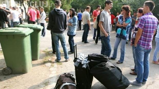 Haos la cazările studenților de la UTCN. Explicațiile oficialilor Universității Tehnice sunt HAIOASE