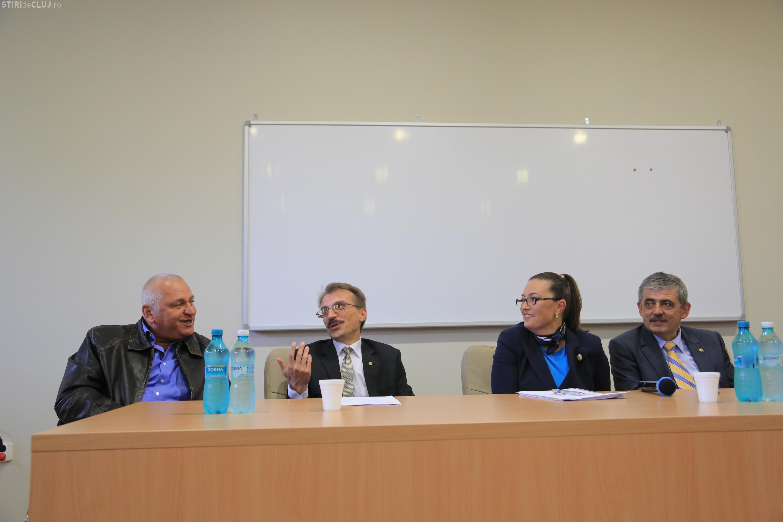 """Elena Uioreanu s-a transferat la PNL Huedin: """"Politica se face între oameni"""""""