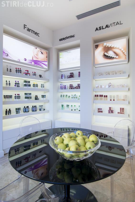 Farmec deschide un nou magazin de prezentare la Cluj. Vezi ce surprize sunt pregătite pentru clienți(P)