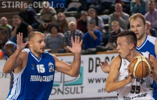 """""""U"""" Mobitelco a învins pe SCM U Craiova cu 87-86"""