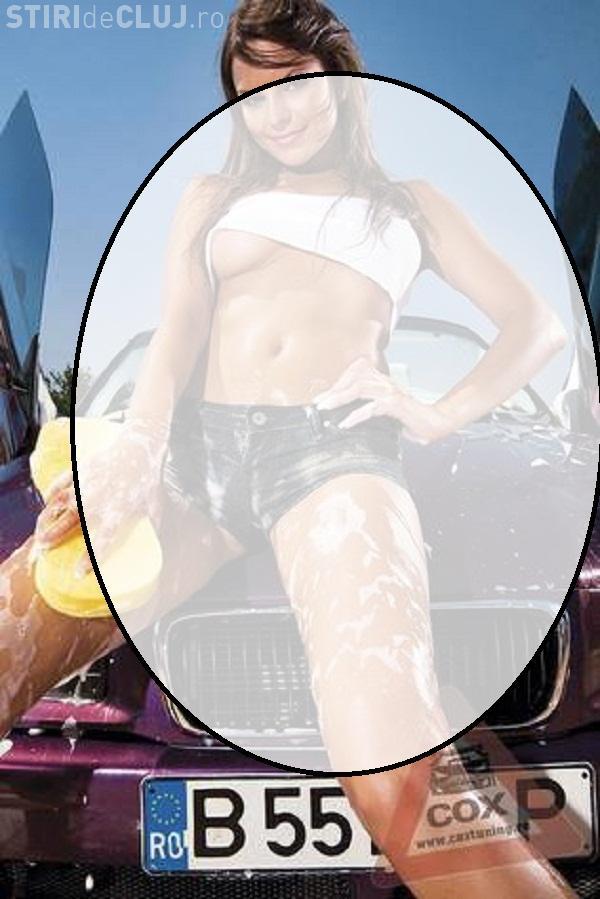Un model sexy lucrează la Ministerul de EXTERNE. Denisa Ariton apare în PICTORIALE FIERBINŢI - FOTO