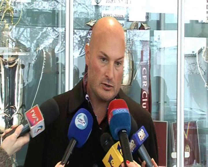 Cum vrea Paszkany să scape CFR Cluj de faliment? Șansele sunt MINIME