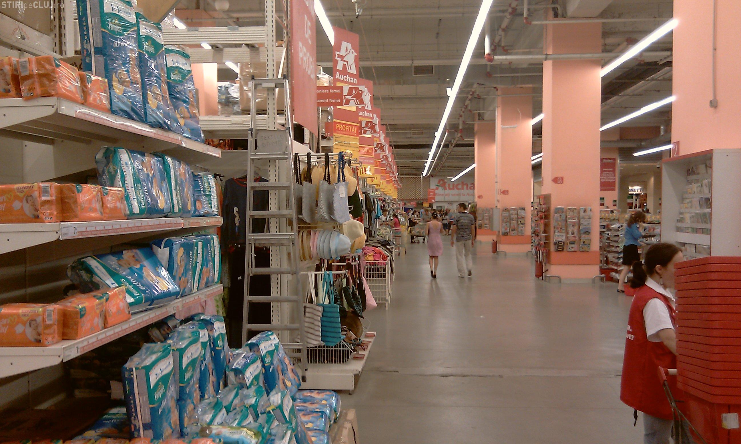 """Marile supermarketuri cred că """"noile taxe vor duce la sărăcirea populaţiei şi vor aduce mai puţini bani la buget"""""""