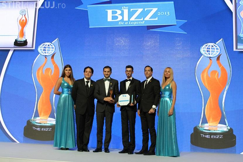 Coral a primit cel mai important premiu din lume, din mediul de afaceri(P)