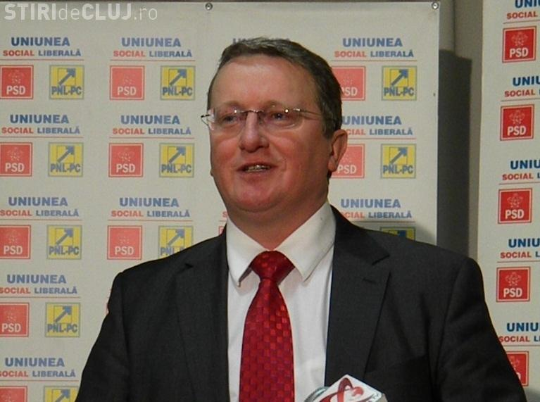 Președintele PSD Cluj, la Știri de Cluj LIVE: Centura Vâlcele - Apahida, inaugurată în noiembrie - VEZI EMISIUNEA înregistrată