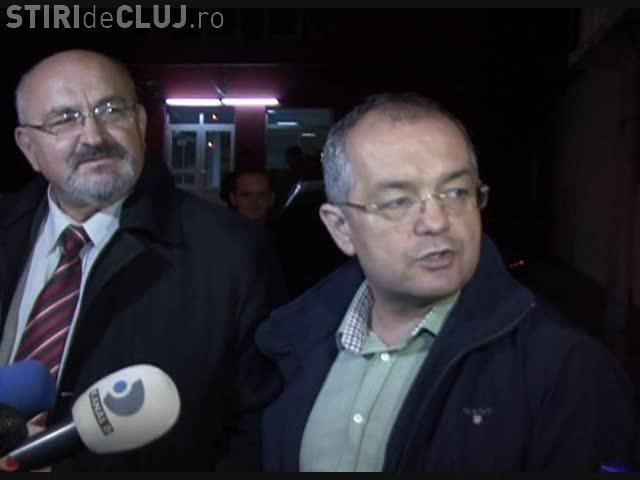 Politicienii și mistreții în Mănăștur. Prefectul către Boc: Poate i-a chemat primarul să protesteze - VIDEO