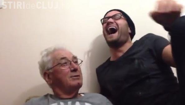 Bunicul lui Bendeac oferă sfaturi pentru bărbați VIDEO