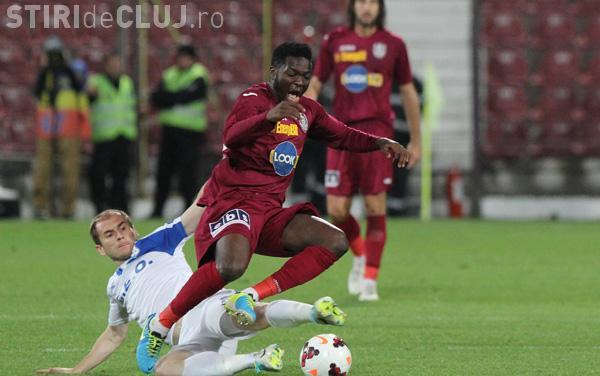 Gaz Metan - CFR 2-0 - REZUMAT VIDEO - Clujenii au pierdut 3 puncte pe final